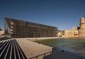 Exposición de Picasso en el MuCEM en Marsella, Provenza