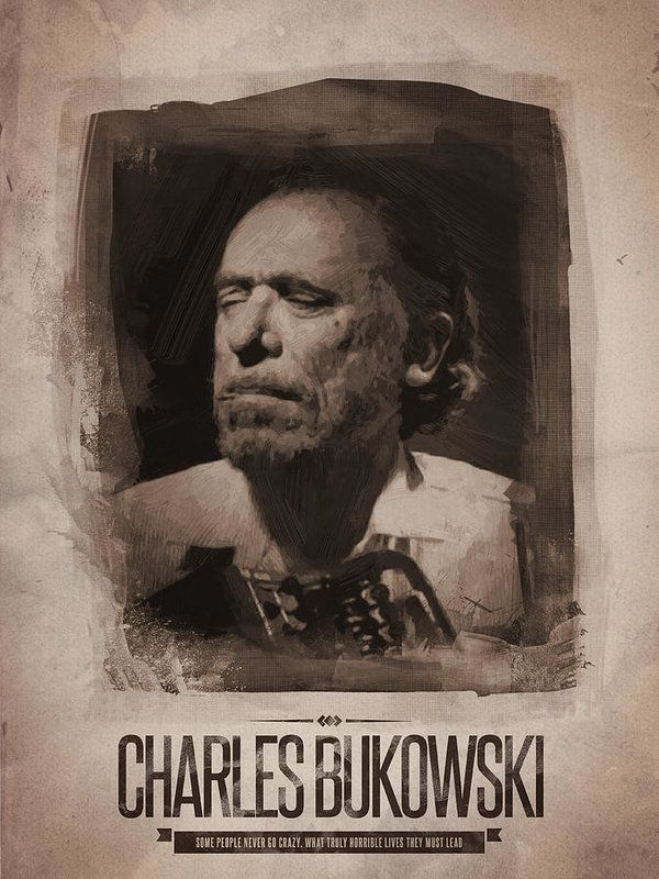 Charles Bukowski Print by Afterdarkness. inspirational quote, motivational quote, quote print, quote poster, quotation, quotation poster, quote, custom quote, poet, history, painting, vintage, love, retro, sepia, old, painting, cult, vintage, love, retro, sepia, old, #homedecor, #officedecor #ideas #decorative #vintage #gift #retro #sepia #print #poster #wallart