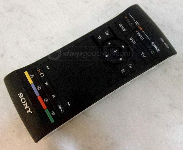 Sony Google Tv Remote For Network Media Player Google Tv Tv Remote Remote