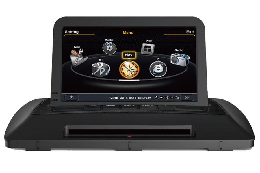 Volvo XC90 Aftermarket Navigation Car Stereo Upgrade