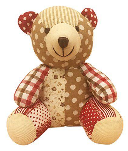 Tiny Tod 100% Organic Cotton Teddy Bear, Lead Free, BPA F... https ...