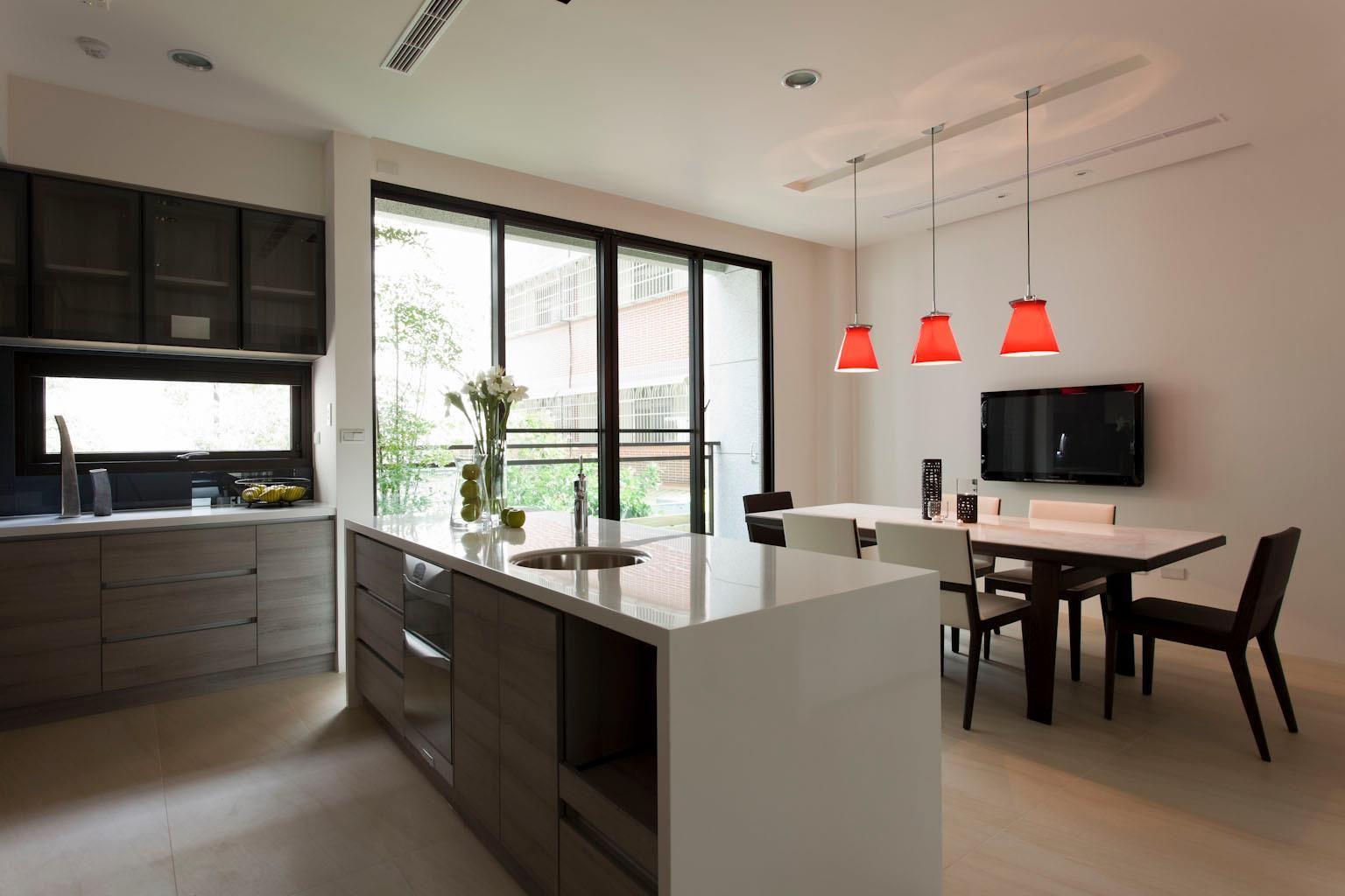 15 Modern Kitchen Design Ideas Tips Simple Kitchen Design