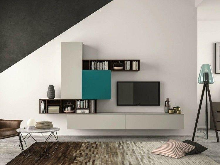 Muebles modernos para salas de estar - diseños con estilo Living