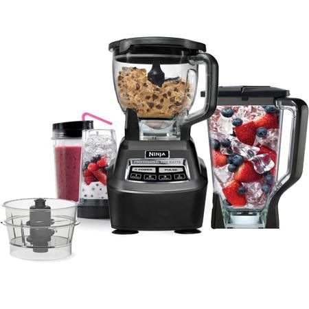 Ninja 3 In 1 Mega Kitchen System Pro Bought At Kohls With Coupons And