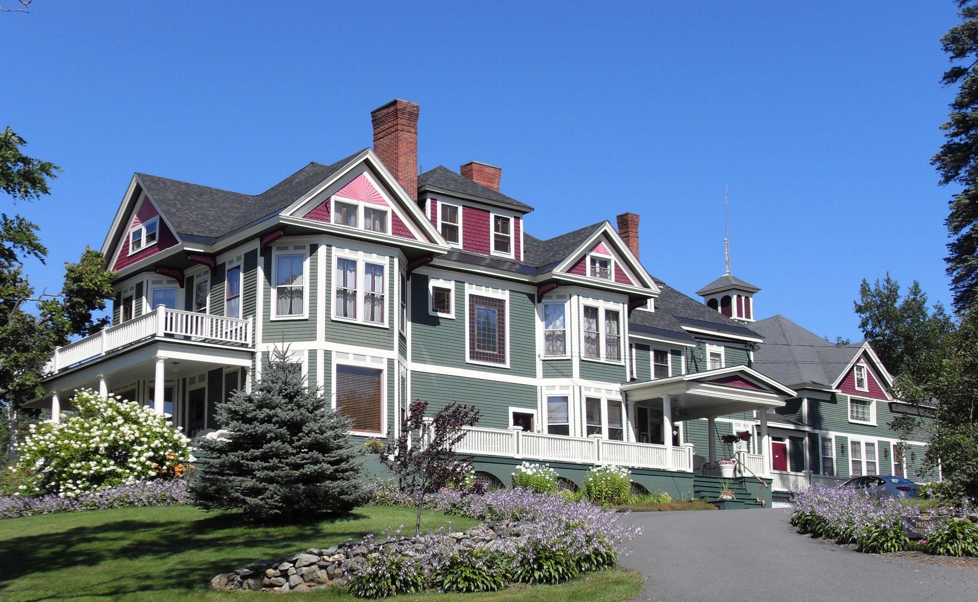 Greenville Inn at Moosehead Lake Bed and breakfast, Inn