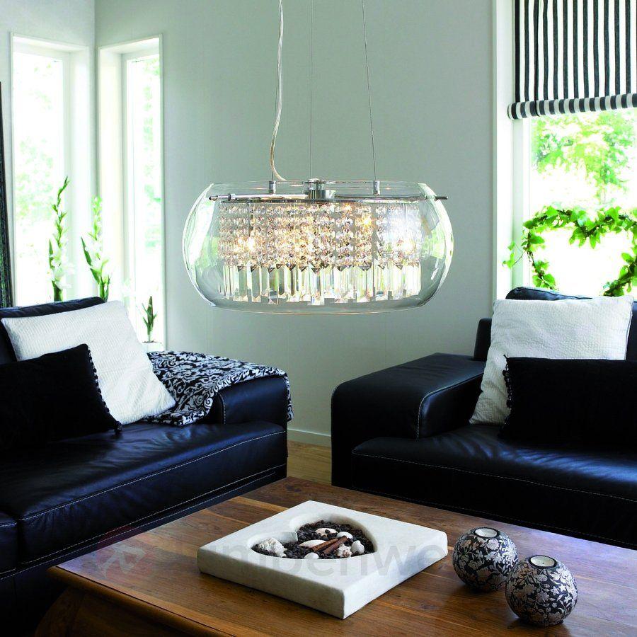 dekorative h ngeleuchte duo 1 rund kaufen h ngeleuchte esstische und inneneinrichtung. Black Bedroom Furniture Sets. Home Design Ideas