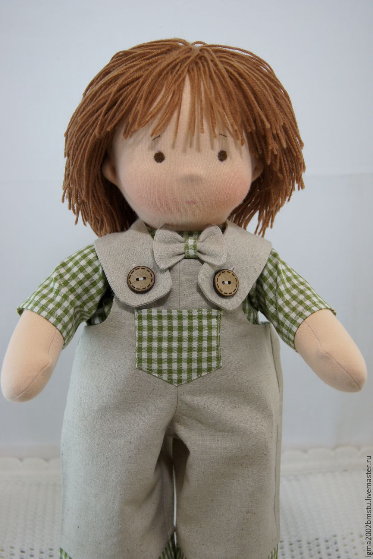 Куклы модели ручной работы девушка работа