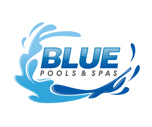 pool cleaning logo. Delighful Pool Bluepoolsandspaslogodesignfree To Pool Cleaning Logo