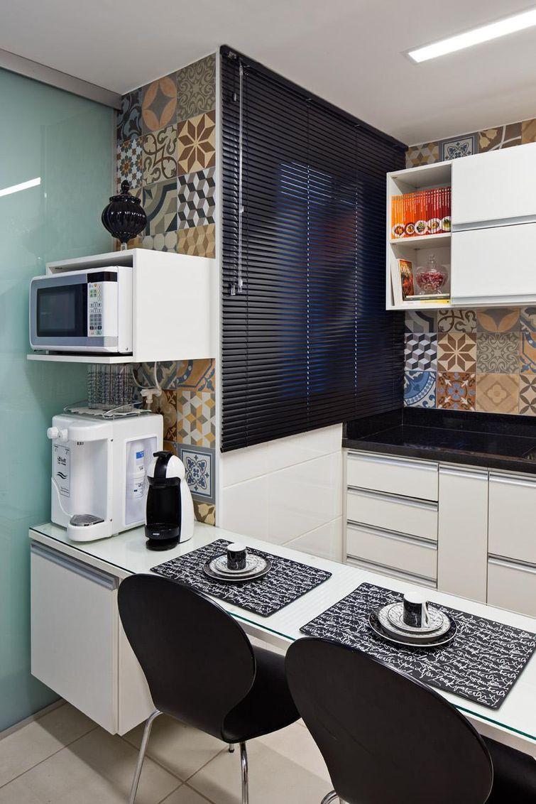 Cozinha Gourmet Planejada Para Compartilhar Bons Momentos Cozinha
