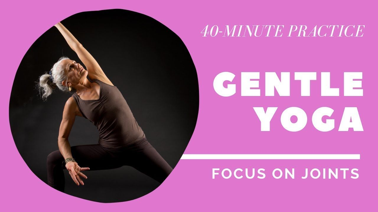 Yoga For Seniors Gently Relax And Soothe Your Joints Part 1 8 Full 40 Min Practice Youtube In 2020 Yoga For Seniors Gentle Yoga Gentle Yoga Class