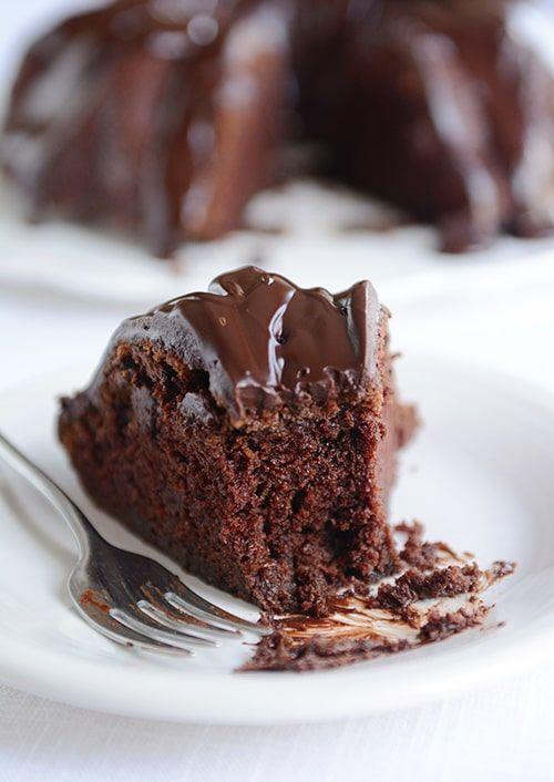 Chocolate Fudge Sour Cream Bundt Cake Recipe Chocolate Fudge Fudge Cake