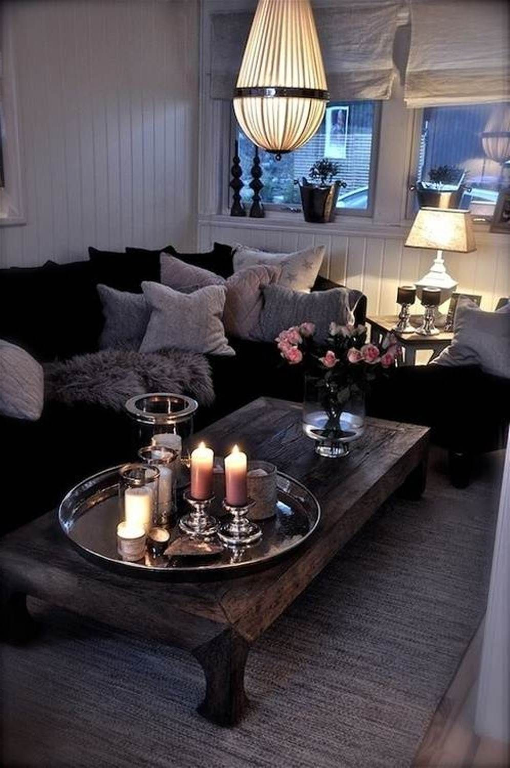 The Right Furniture for Small Living Rooms | Small living rooms ...
