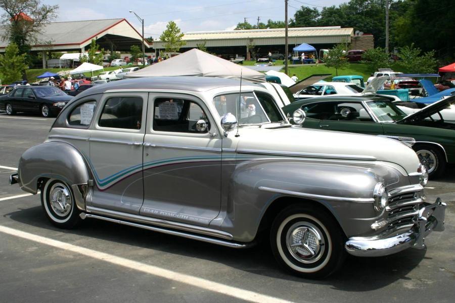 1948 Plymouth Plymouth Classic Cars Trucks Sedan