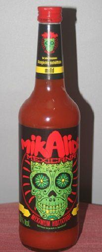 Mikalido Mexicana mild