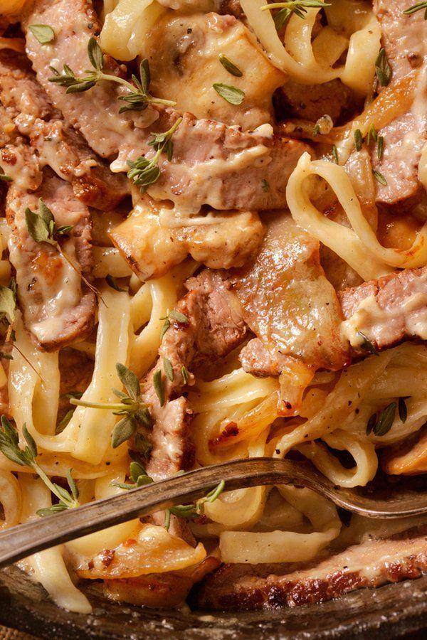 Photo of Recipe: Pasta with Steak Sauce | freundin.de