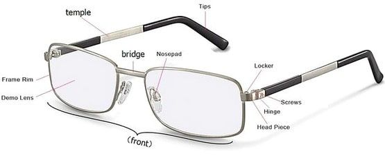 Eyeglasses Screw Fell Out How To Repair Your Glasses Eyeglasses Glasses Eyewear