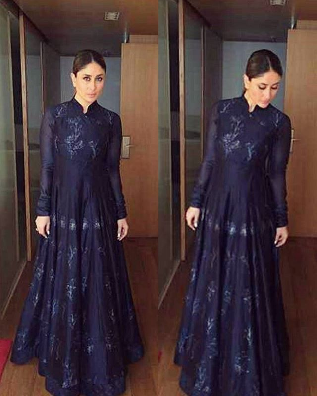 Instabollywood Bollywood On Instagram Rate Her Look 1 Kareena Kapoor Khan For Lakme Fashion Week Today Bollyw Indian Designer Outfits Fashion Dresses