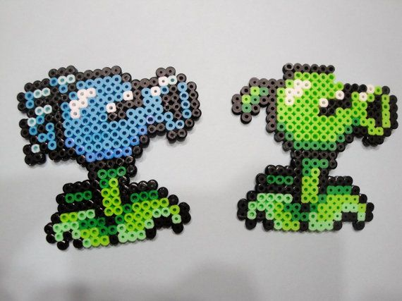 If you are a plants vs zombies fan then these handmade