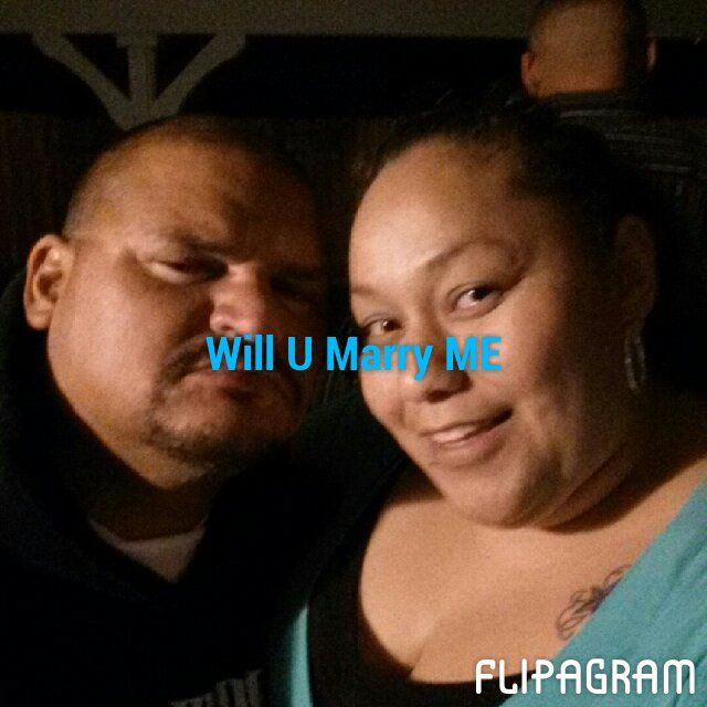 Will U Marry ME - Flipagram with music by Bruno Mars - Marry You