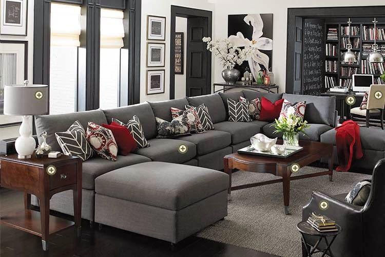 Modern Furniture 2014 Luxury Living Room Designs Ideas