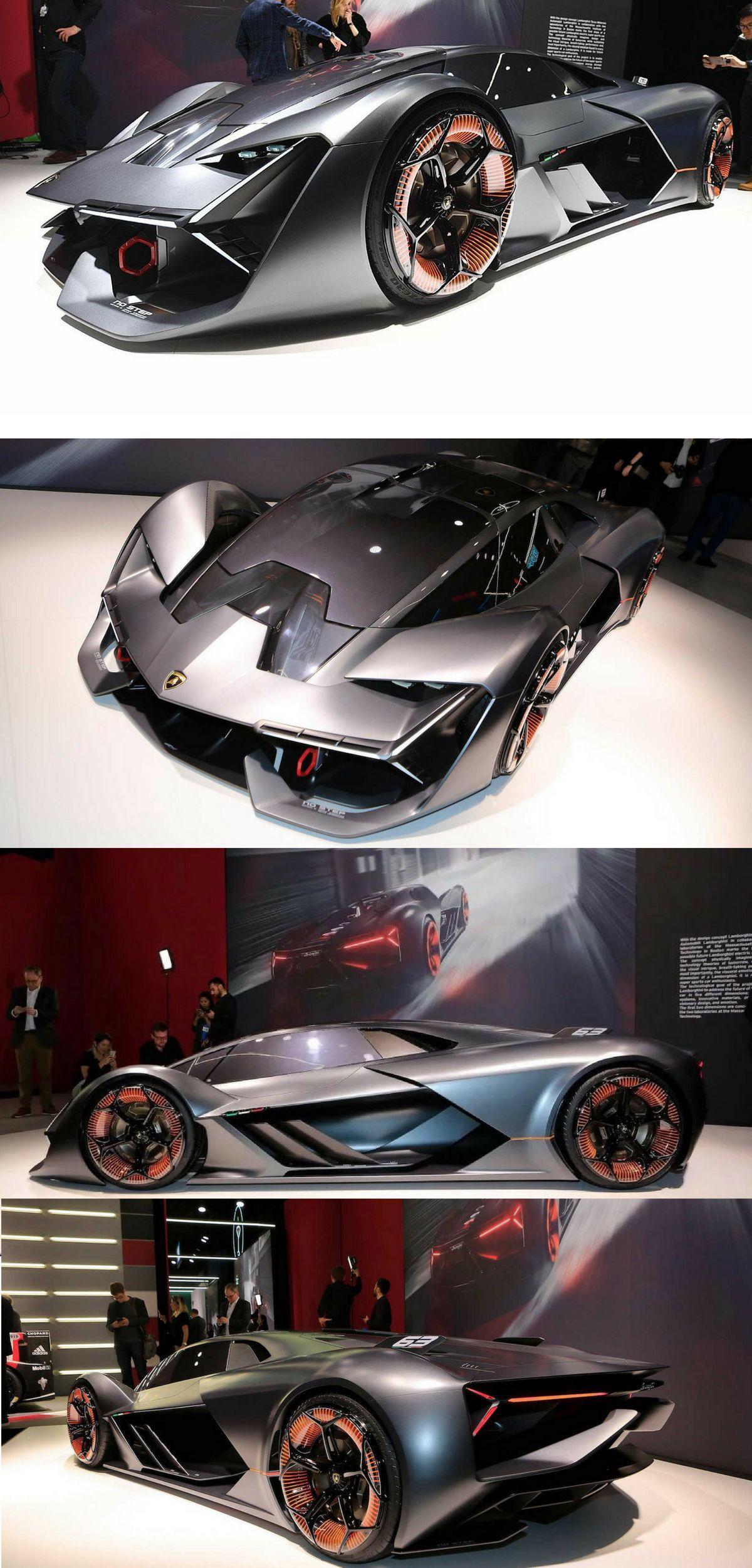 Lamborghini Lb48h Cars Lamborghini Concept Cars Cars