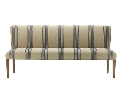 beach dining room fitzgerald upholstered bench