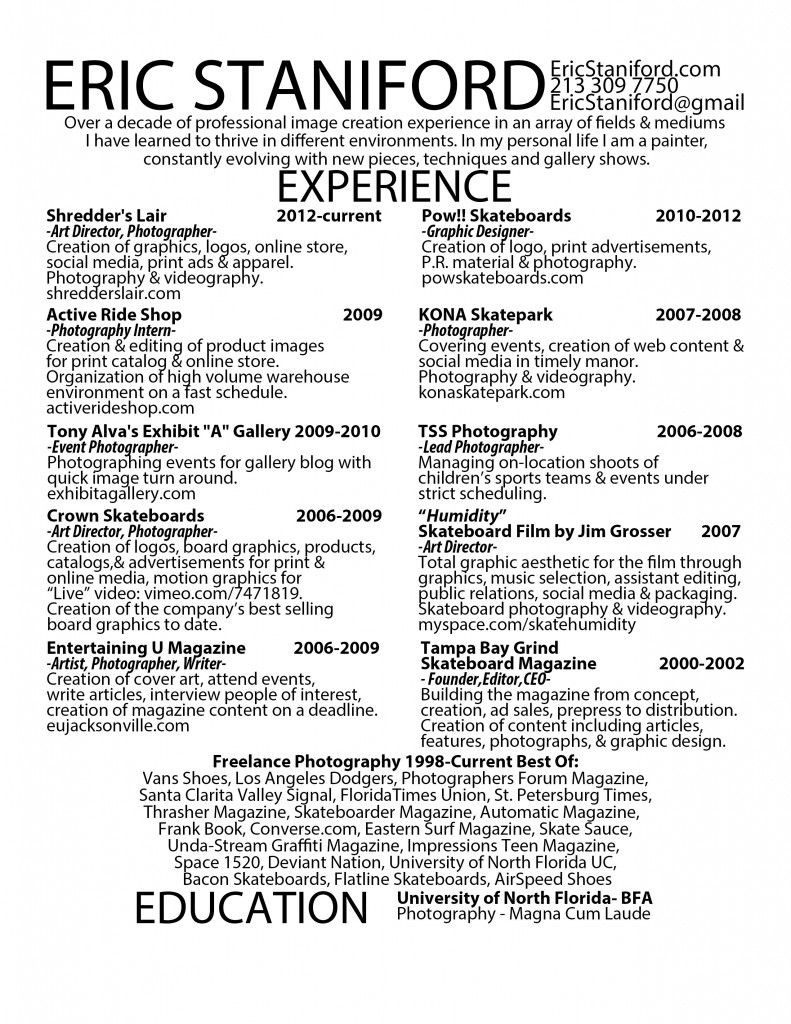 resumes with bad font - Google Search | Job Search Strategies ...
