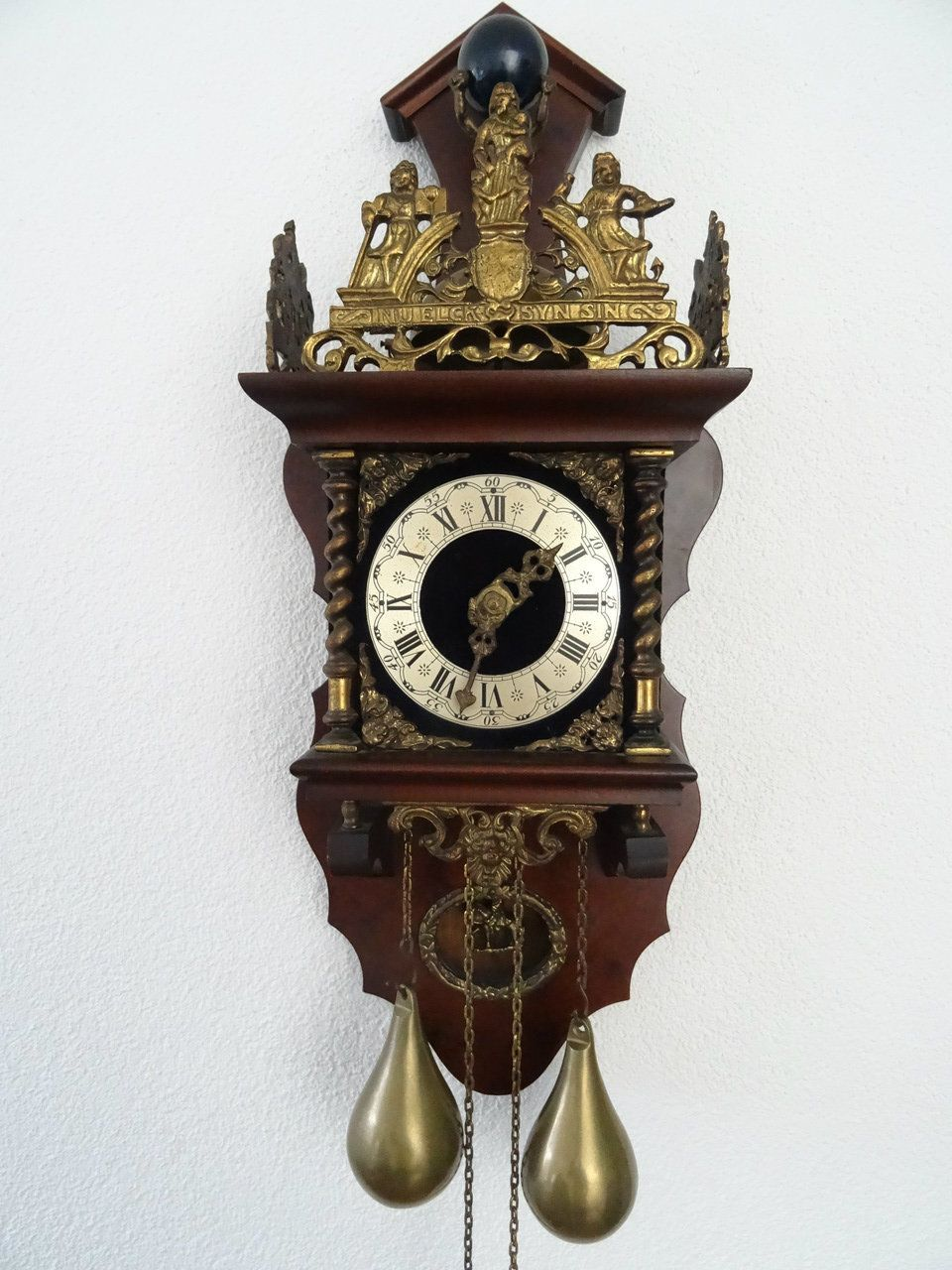 Pin Van Dutch Clocks Op Dutch Zaanse Clocks Klok