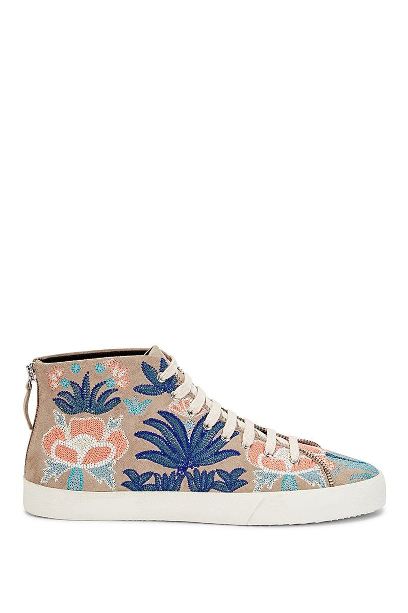 2f694fca1519 Zaina Embroidery Sneaker