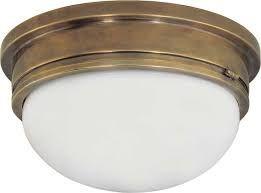 Image result for small flush mount ceiling light finial   New Light ...