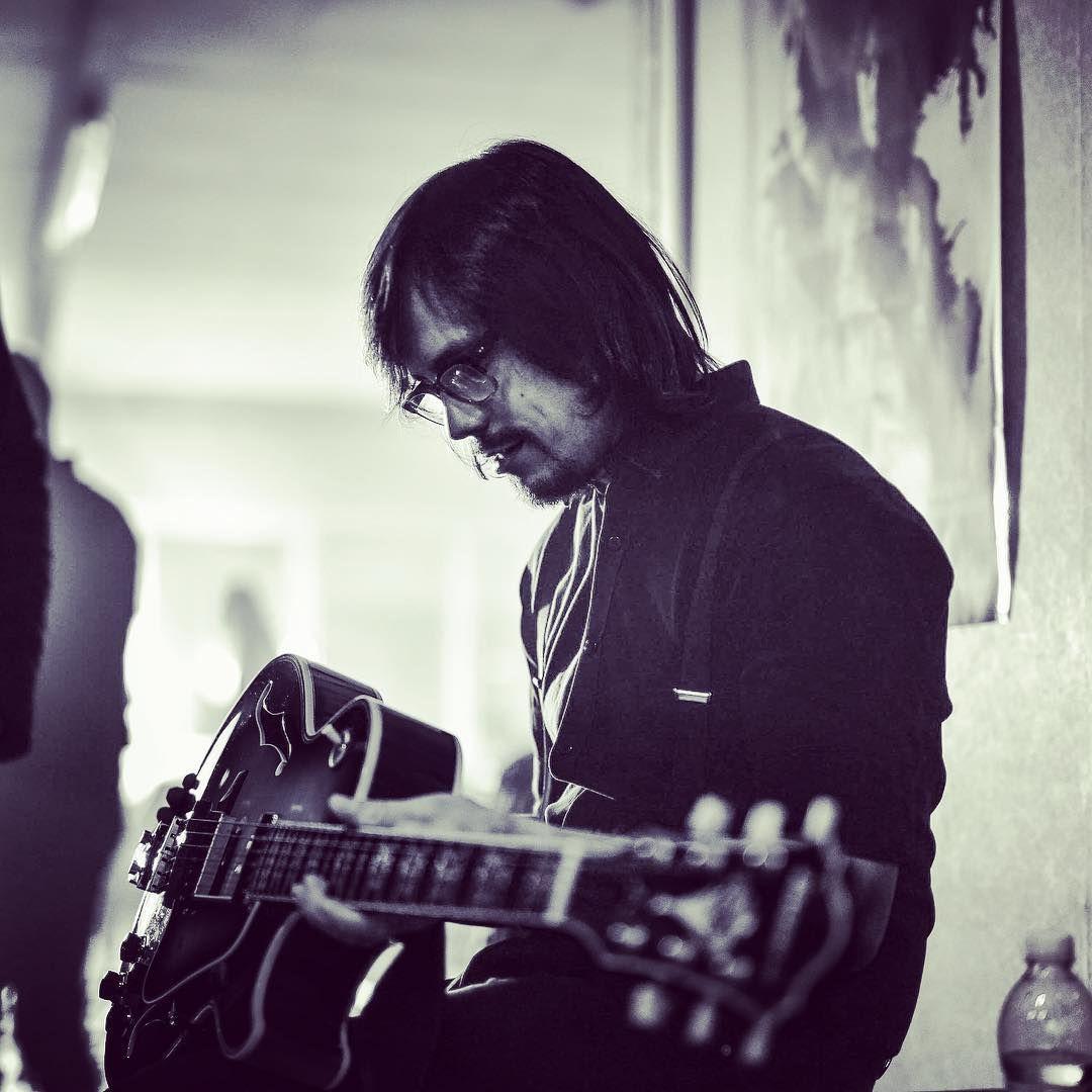 Jari (photo from the band's Instagram)https://www.instagram.com/p/BQGUJ7LFjca/