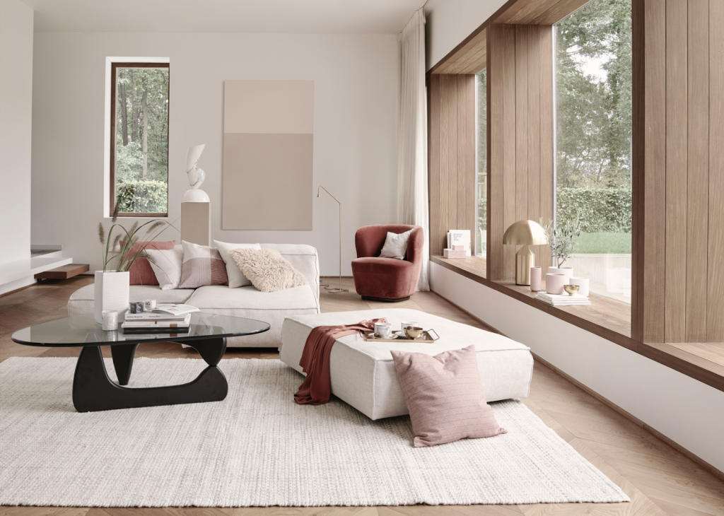 Therese Sennerholt Home : H m home shades of pink dream home home h m home