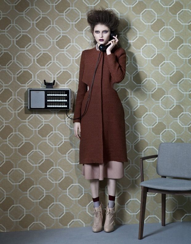 DDR Vogue.it by Lucia Giacani