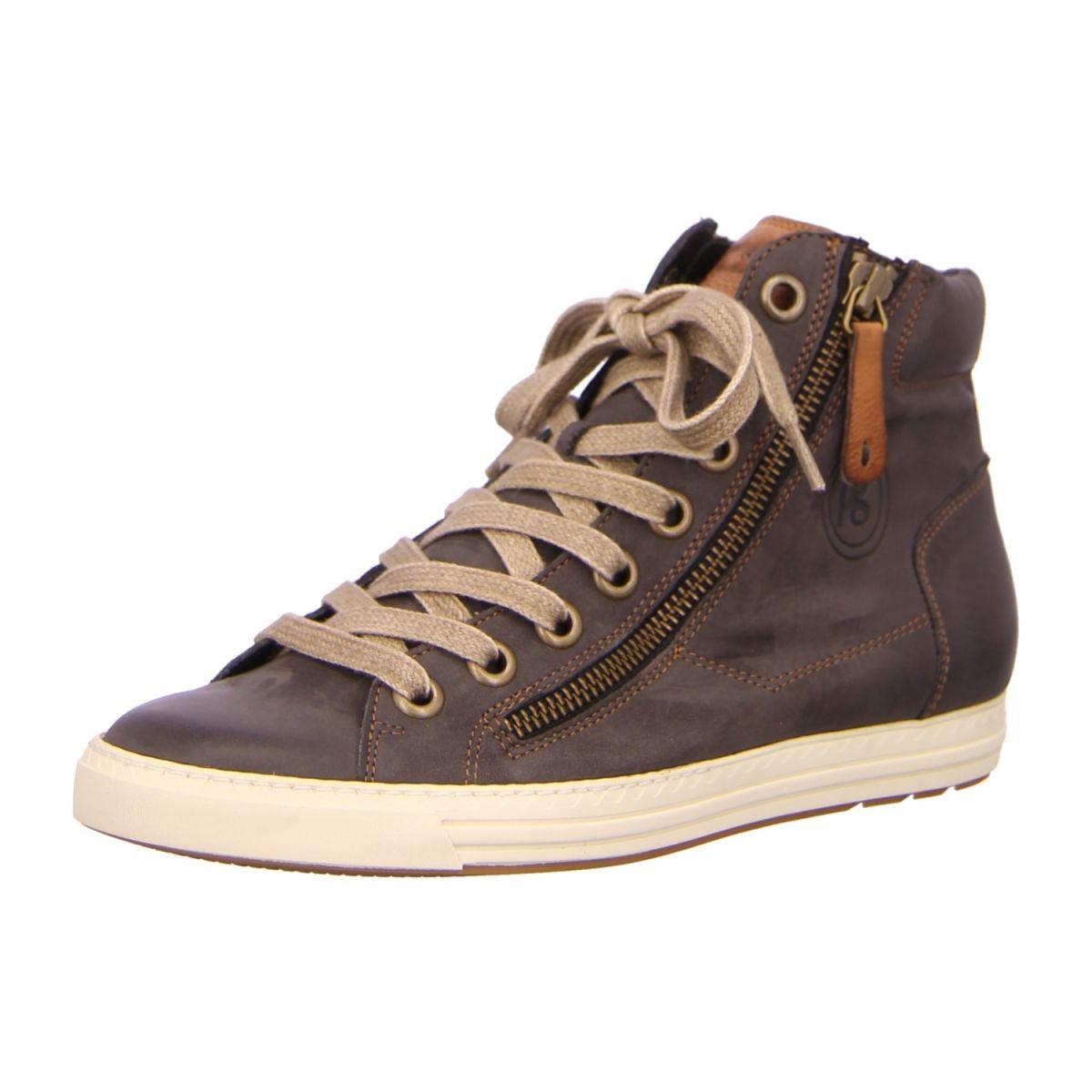 NEU: Paul Green Sneaker 1230-278 - iron/cuoio -