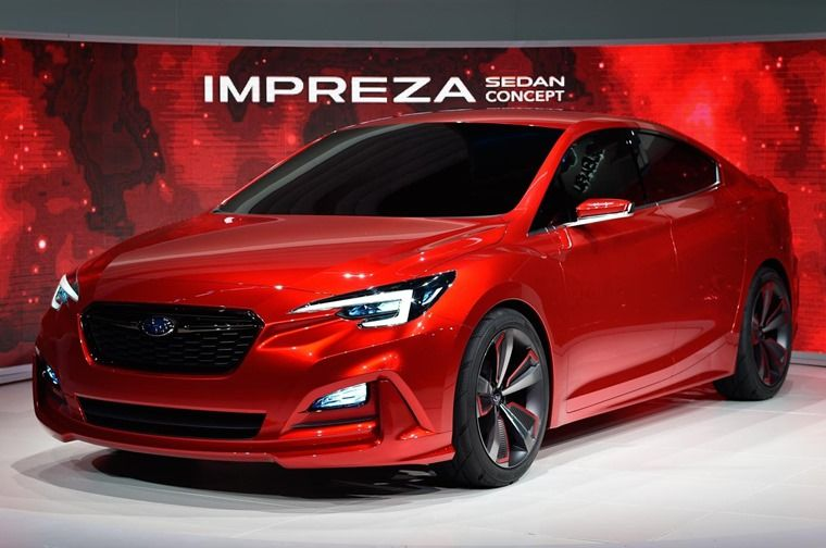 2019 Subaru Impreza Performance And