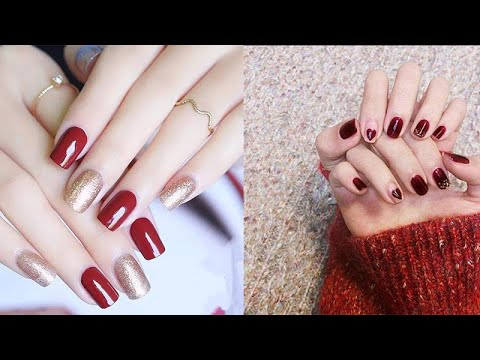 20 simple nail art 2020 compilation  nail colors and cute
