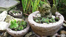 Pflanzgefäße Selber Machen stadtlustgarten vogeltränke beton pflanzgefäße selber machen
