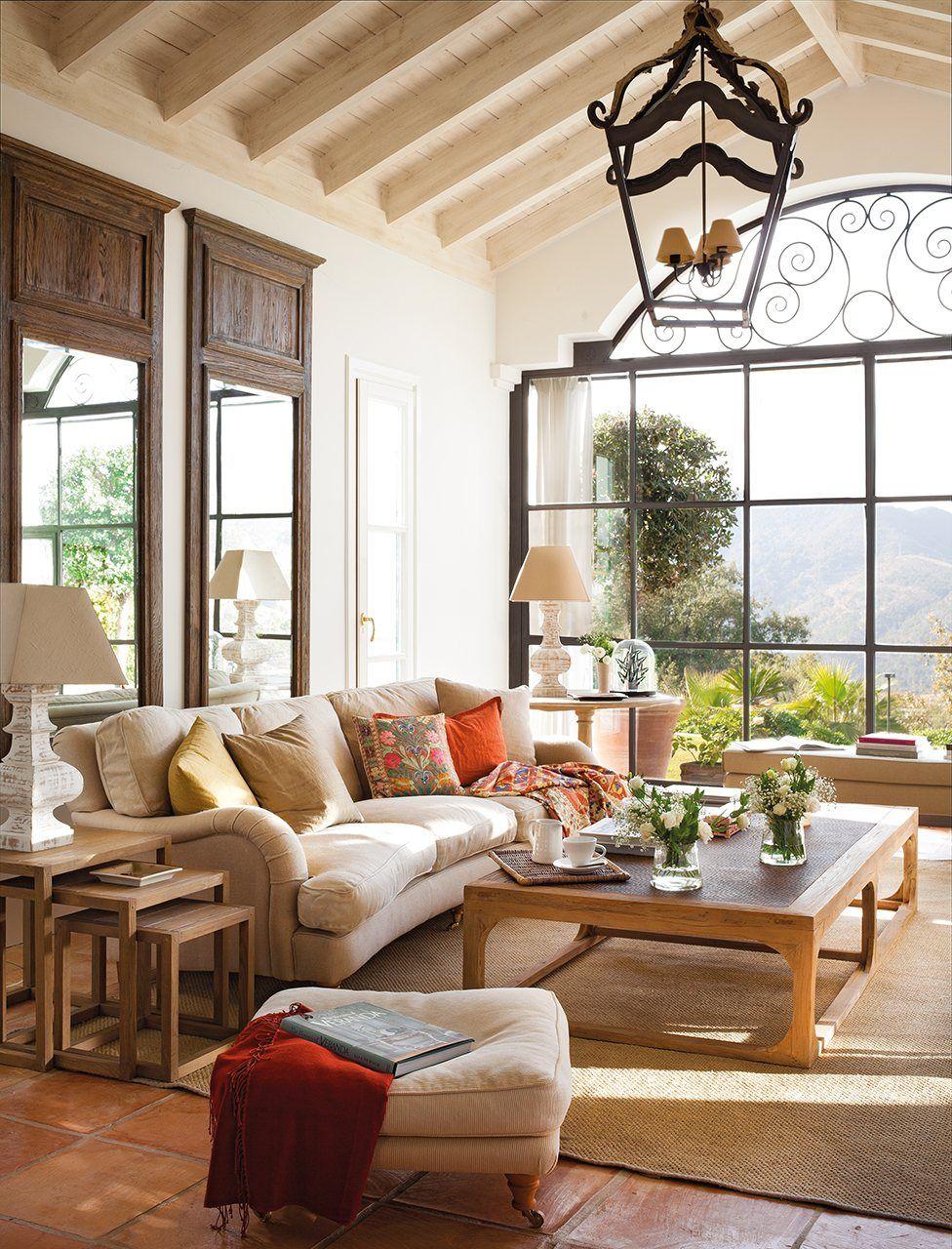 Una casa andaluza con coraz n sueco casas for Casa andaluza