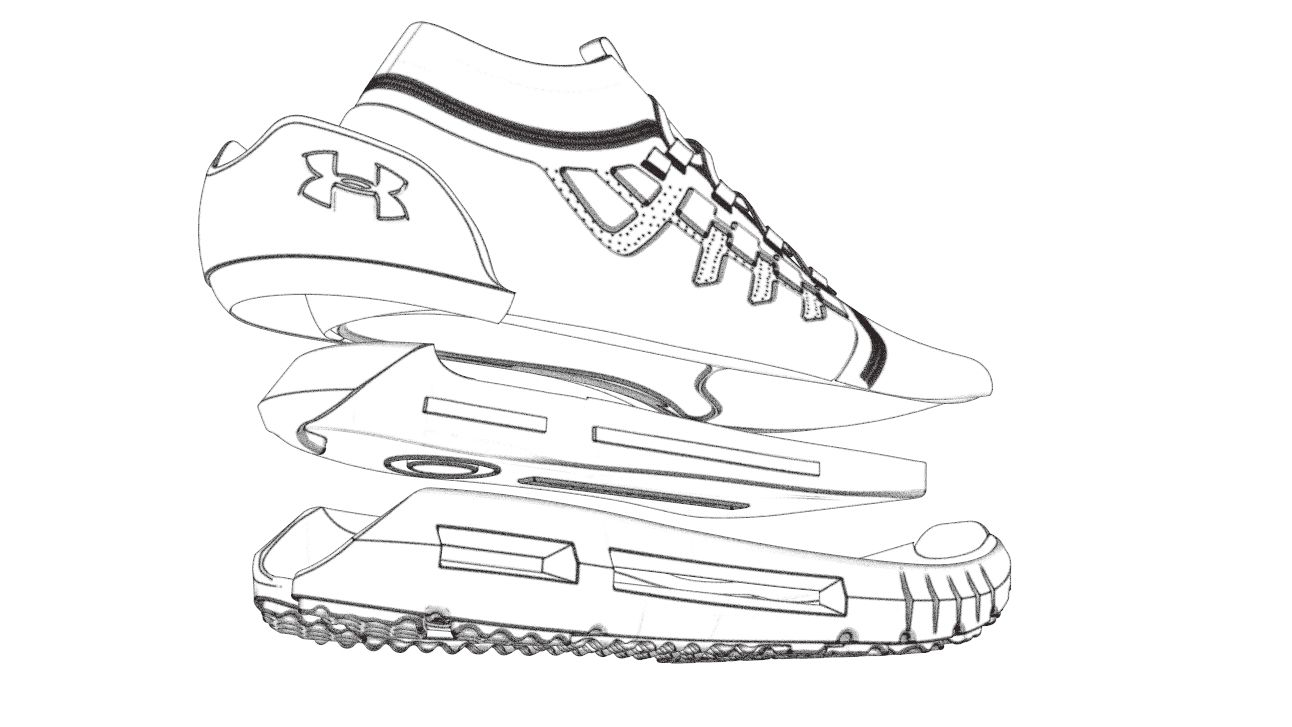 Behind The Design Under Armour Ua Hovr Phantom 1 Under Armour Shoes Kids Prints Under Armour