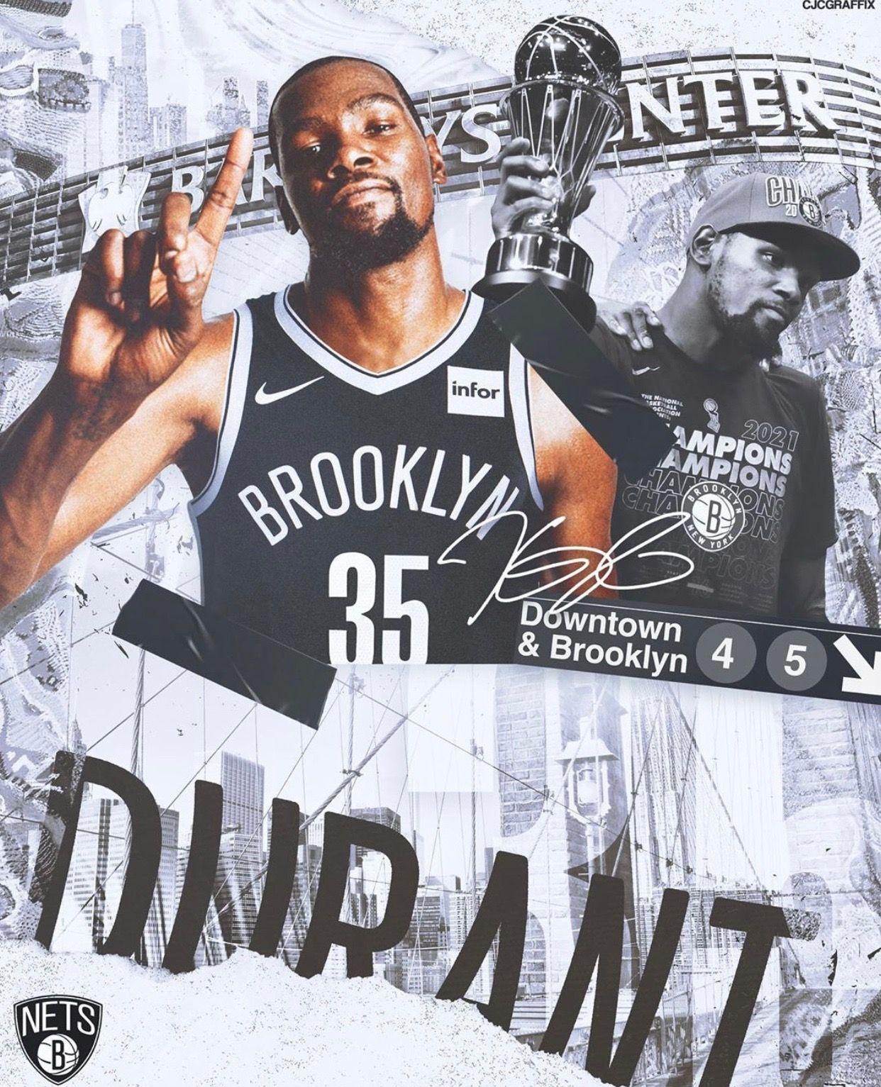 brooklyn nets nba basketball art