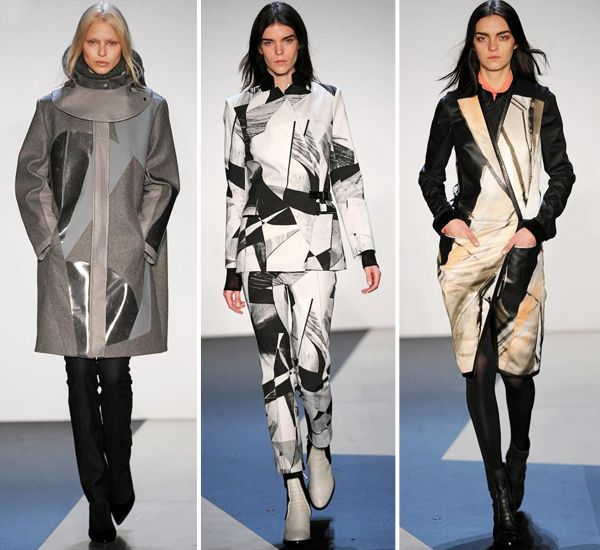 Cubism Inspired Clothing Fashion Clothes Coat