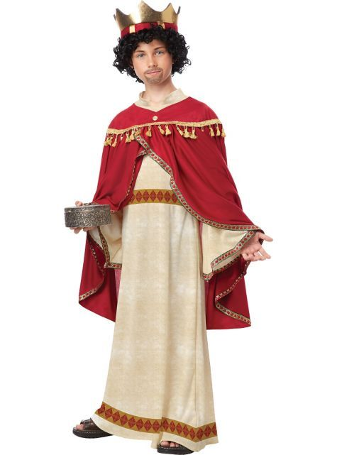 boys melchior of persia costume three wise men par christmas rh pinterest com scary costumes for women adult party city costumes