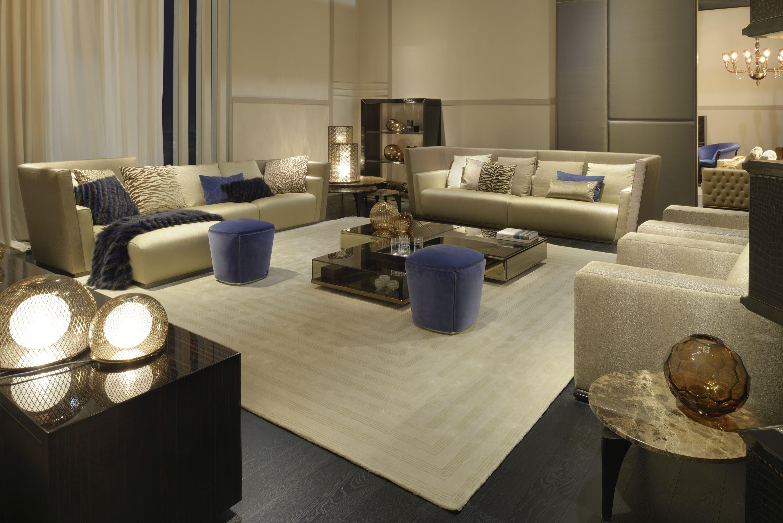 The fendi casa collection presented at the paris maison for Objet decoration design contemporain