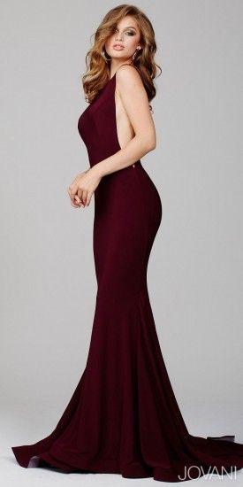 Matte Prom Dresses