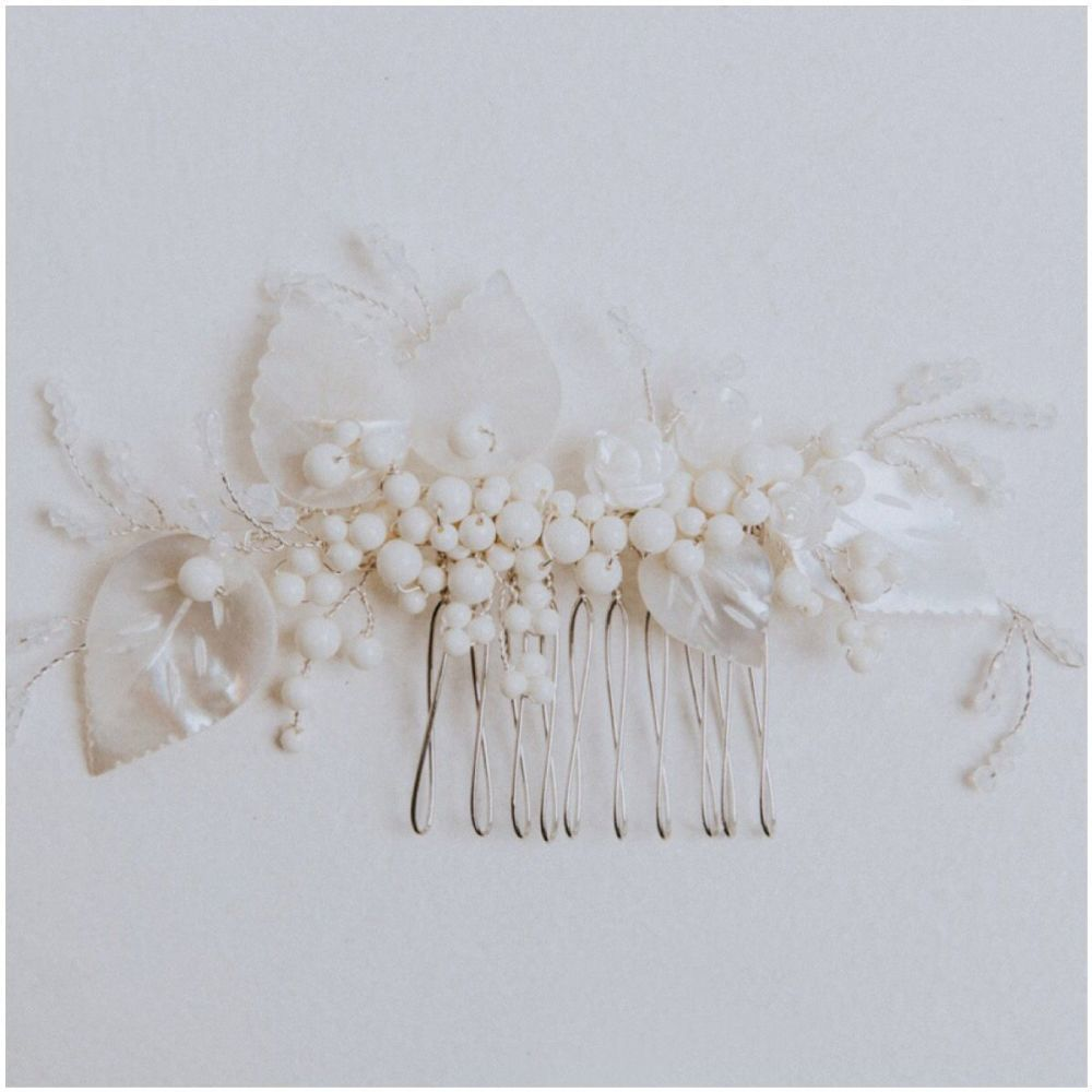 Pin On Bridal Hair Combs And Pins Handmade By Clare Lloyd