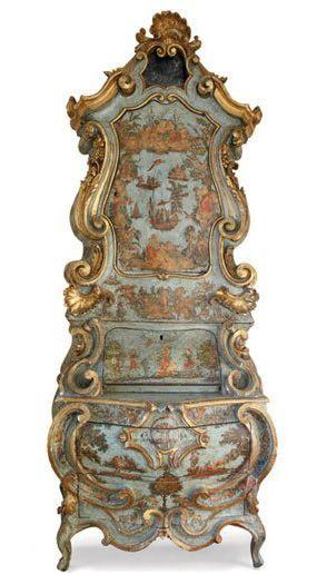 Collecting Italian Painted Furniture Mobilier De Salon Meuble De Style Meuble Italien
