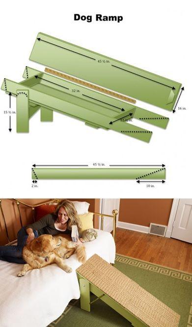 OGGID Escalera para Perro y Gato Rampa para Mascotas Escalones Pasos Confort para Perro peque/ño Puede Doblar Desmontable de Dos Pisos 2 Pelda/ños Impermeables Y Resistentes 2 Tama/ños