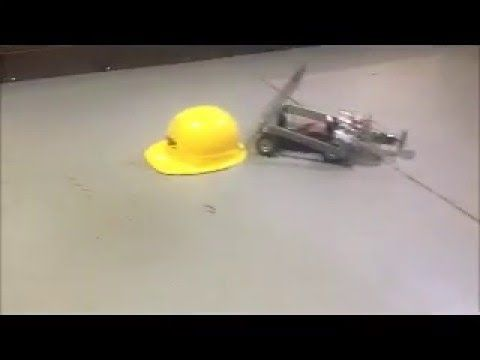 Automated Assassination at Chattacon 2016 Robot Battles