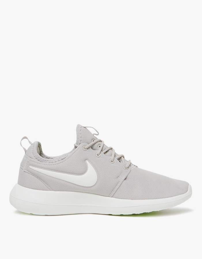 new product f9165 0f64e Nike Roshe Two LT in Iron Ore Summit White-Volt