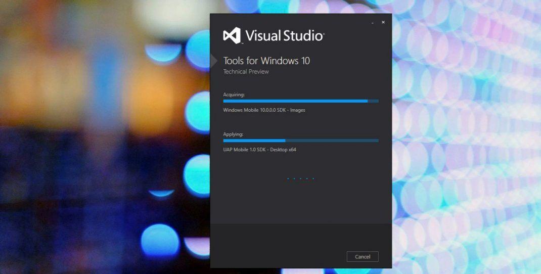 Windows 10 Sdk Build 10 0 14393 33 Released Windows 10 Windows